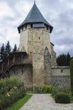 Monasterio de Putna - Rumania - Bucovina Fotografía de archivo libre de regalías