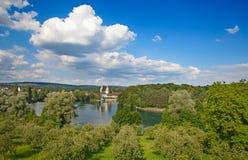 Monasterio de Rheinau Imagen de archivo