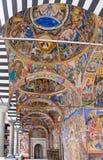 Monasterio de Rila, Bulgaria foto de archivo libre de regalías