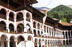 Monasterio de Rila, Bulgaria Imágenes de archivo libres de regalías