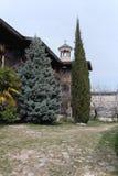 Monasterio de Rozhen foto de archivo