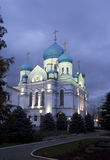 Monasterio de Rusia, San Nicolás. Imagenes de archivo