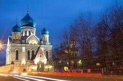 Monasterio de Rusia, San Nicolás. Imagen de archivo libre de regalías