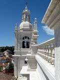 Monasterio de São Vicente de Fora Foto de archivo