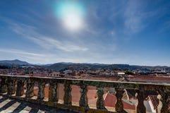 Monasterio de San Felipe Neri en Sucre Bolivia fotografía de archivo libre de regalías