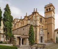 Monasterio de SAN Jeronimo, Γρανάδα Στοκ Φωτογραφία