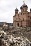 Monasterio de San Jorge de la suposición Fotografía de archivo libre de regalías