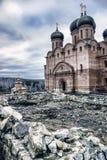 Monasterio de San Jorge de la suposición Fotos de archivo libres de regalías