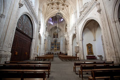 Monasterio de San Juan de los Reyes, Toledo Royalty Free Stock Photo