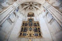 Monasterio de San Juan de los Reyes, Toledo Royalty Free Stock Photography