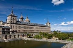 Monasterio de San Lorenzo de El Escorial, España imagenes de archivo