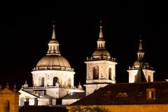 Monasterio de San Lorenzo de El Escorial, España fotografía de archivo