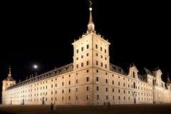 Monasterio de San Lorenzo de El Escorial, España fotografía de archivo libre de regalías