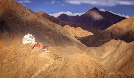 Monasterio de Sankar Imagenes de archivo