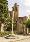 Monasterio de Santa Anna Royalty Free Stock Image