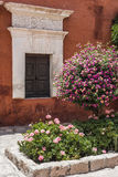 Monasterio de Santa Catalina, Arequipa, Perú Foto de archivo