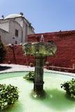 Monasterio de Santa Catalina in Arequipa Royalty Free Stock Photo