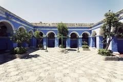 Monasterio de Santa Catalina Stock Photo
