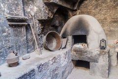 Monasterio de Santa Catalina en el monasterio de ArequipaSanta Catalina en Arequipa foto de archivo libre de regalías