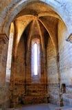 Monasterio de Santa Clara Velha en Coimbra Imágenes de archivo libres de regalías