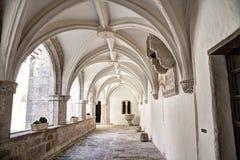 Monasterio de Santa Clara w Burgos, Hiszpania Obraz Royalty Free