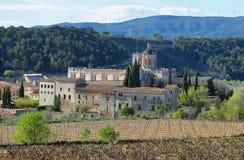 Monasterio de Santes Creus Imágenes de archivo libres de regalías