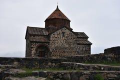 Monasterio de Savanavank, Armenia Foto de archivo libre de regalías