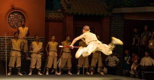 Monasterio de Shaolin imagen de archivo libre de regalías