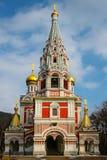 Monasterio de Shipchenski, Bulgaria Imagenes de archivo
