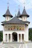 Monasterio de Sihastria Fotografía de archivo libre de regalías
