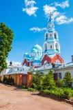 Monasterio de Spaso-Preobrazhenskiy foto de archivo
