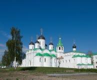 Monasterio de Spasskiy Imagen de archivo libre de regalías