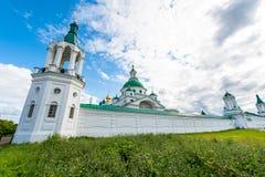 Monasterio de Spasso-Yakovlevsky Imagen de archivo libre de regalías