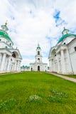 Monasterio de Spasso-Yakovlevsky Fotos de archivo libres de regalías