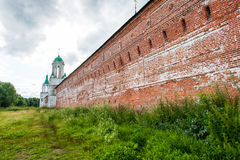 Monasterio de Spasso-Yakovlevsky Foto de archivo