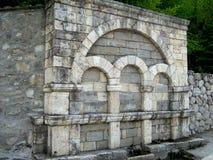 Monasterio de St John el Bautista, Macedonia Fotografía de archivo