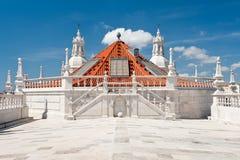 Monasterio de St. Vincent Outside las paredes, en el tejado Imagen de archivo