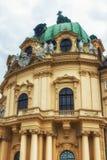Monasterio de Stift Klosterneuburg cerca de Viena, Austria fotos de archivo
