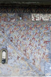 Monasterio de Sucevita Foto de archivo
