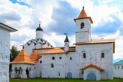 Monasterio de Svirsky Imagen de archivo