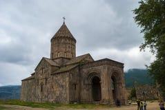 Monasterio de Tatev en la provincia de Syunik de la República de Armenia Fotos de archivo libres de regalías