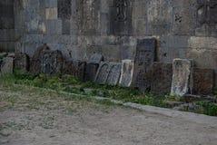 Monasterio de Tatev en la provincia de Syunik de la República de Armenia Fotografía de archivo libre de regalías