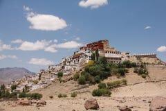 Monasterio de Thikse Foto de archivo libre de regalías