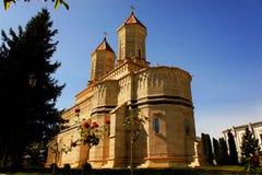 Monasterio de tres jerarcas foto de archivo
