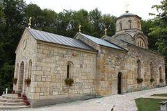 Monasterio de Tresije Fotografía de archivo libre de regalías