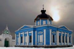 Monasterio de un nacimiento de la Virgen Santa Fotos de archivo