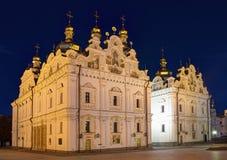 Monasterio de Uskensky Imágenes de archivo libres de regalías