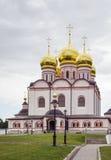 Monasterio de Valday Iversky, Rusia Foto de archivo