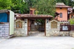 Monasterio de Varna Fotografía de archivo