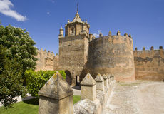 Monasterio de Veruela Royalty Free Stock Photo